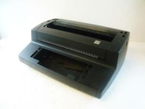 Ibm Correcting Selectric Ii Typewriter body Only Replacement Shell case Black