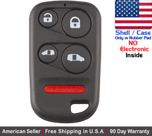 1x New Replacement Keyless Entry Remote Key Fob For Honda Oucg8d 440h A Shell