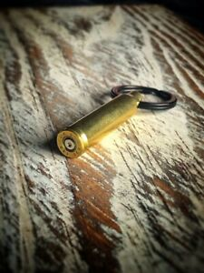 Once Fired .223 AR 15 Bullet Freedom Keychain FREE SHIPPING $5.99