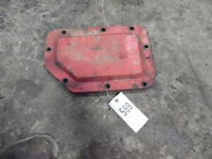 International Harvester 1066 Tractor Panel Part 537166 r1 Tag 589
