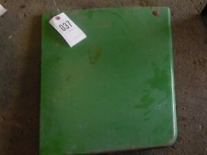John Deere 1010 Tractor Front Right Panel Tag 037