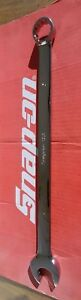 Snap On Tools 1 Flank Drive Plus Long Handle 12 Pt Combination Wrench Soexl32b