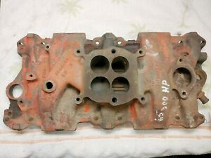 Chevy Corvette 327 300 Hp Intake Manifolds 3844459