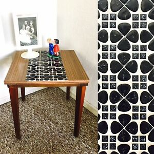 Mid Century Plant Stand Mosaic Side End Table Space Age German Planter Vintage