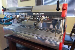 Nuova Simonelli Aurelia Ii Volumetric 3 Group Espresso Machine See Demo