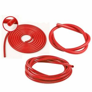 Fit Chevrolet Engine Room Silicone Air Vacuum Hose Dress Up Kit Red