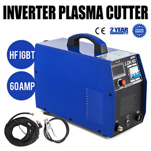 Lgk 60 60 Amp Air Plasma Cutter Pro Digital Inverter Cutting Machine 220v Igbt