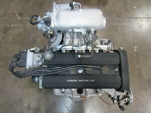 Jdm Honda B20b Engine High Compression B20z 2 0l Crv Integra 150hp