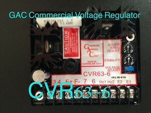 Automatic Voltage Regulator avr 6 Amp