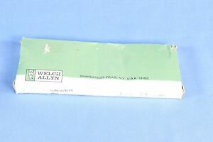 Welch Allyn Retinoscope Light Bulbs Six Count 01800 With Warranty