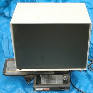 Bell And Howell Microfiche Microfilm Viewer Abr 917 works cover