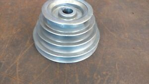 Powermatic Model 95 24 Scroll Saw Gearbox Pulley 143 Cdc 5 8 Bore 4 Step