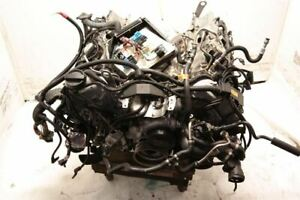 Engine 4 4l Twin Turbo Rearward Fits 2011 2012 2013 Bmw 550i Oem