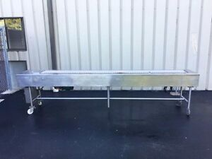 Stainless Steel Packing Conveyor Table Assembly Work Table