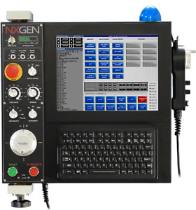 Fadal Vmc Control Upgrade Buy A Used Vmc Update The Cnc And Save Thousands