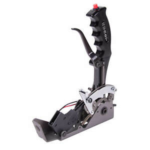 Hurst 3162007 Black Automatic Pistol Grip Shifter For Th 250 350 375 400