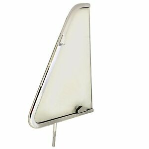1951 1954 Chevy Pickup Truck Vent Window Left Side Clear Glass Dynacorn