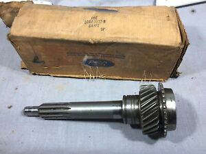Transmission Input Shaft 1979 Ford Mustang Fairmont 302 4 speed O d D9bz 7017 b