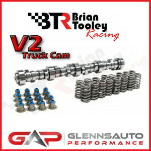 Brian Tooley Racing btr New Stage 1 V2 Ls Truck Cam Kit 4 8 5 3 6 0