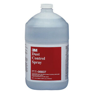 3m Dust Control Spray 1 Gallon 6837 New
