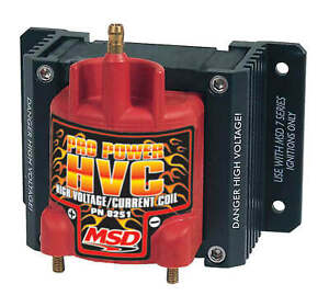 Msd 8251 Pro Power Hvc Coil Use W msd 7 Series