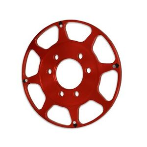 Msd 8621 Big Block Chevy 8 Crank Trigger Wheel Red