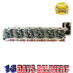 New Hino J08e Cylinder Head Complete With Springs And Valves
