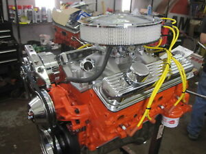 383 Stroker Engine Chevy On Sale Now Read Listing 450 Hp Complete Turn Key