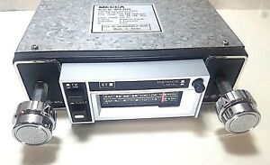 Vintage Cassette Car Stereo Player Macca Mcr 8500