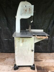 Vintage Sanitary Brand Commercial Meat Saw