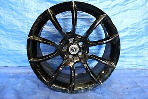 2008 Ford Mustang Shelby Gt500 Oem Wheel 20x9 24offset Lip Damage 1 3 1160