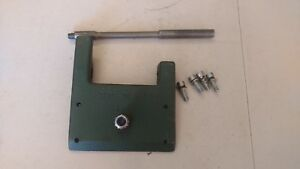 Borkey Model 173 Key Duplicating Machine Cutter Motor Mount Pivot Pin