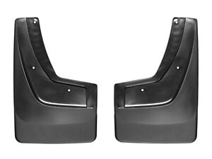 Weathertech No Drill Mudflaps Guards For Gmc Sierra 2014 2019 Front Pair
