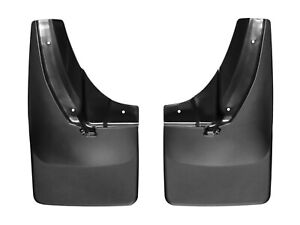 Weathertech No drill Mudflaps For Dodge Ram Truck 2500 3500 2010 2013 Front Pair