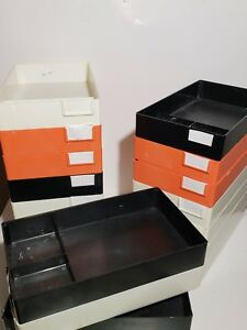 High Quality Optical Job Trays Lab Trays 12x7 Trays With Lens Slots