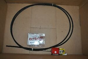 Mts Temposonics R series Flexible Cable Type Rfc2800md531p101z05 New W Disc