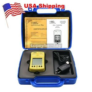 4 In 1 Gas Monitor Detector Co O2 H2s Oxygen Gas Analyzer Meter Tool As8900 Us