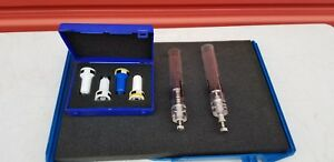Bruker Sample Position Gauge Spinners For Nmr And The Tubes