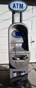 Tranax Mini Bank Atm Machine Hyosung Hb 1400 Automatic Teller Machine Money