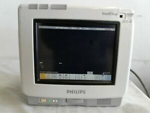 Philips Mp5t Intellivue Patient Monitor Ref 865120 No Accessories Included
