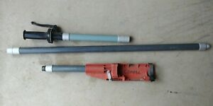 Hilti Modular Extension Pole Tool X pt 35 For Dx 35 Powder Actuated Tool