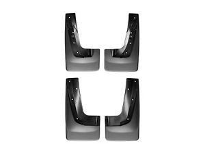 Weathertech No drill Mudflaps For Gmc Acadia 2007 2012 Front rear Set