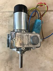 Steris Motor Pm11miw Filter Ass y Part Number P117042848
