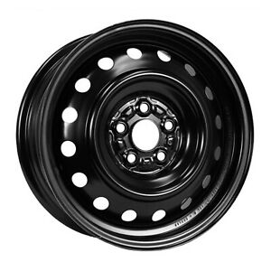 New 15x6 Black Steel Wheel Replica For 1995 2001 Subaru Impreza 560 68695