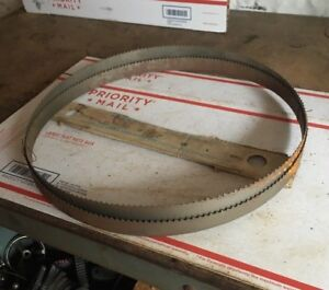 Lenox Metal Cutting Band Saw Blade 12 144 X 1 X 035 4 Tpi Raker