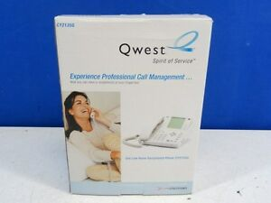 Qwest Cy2135g One Line Home Reception Phone