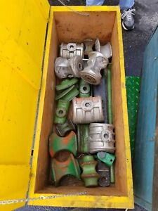 Greenlee Model 775 And 770 Pipe Bender With Accessories