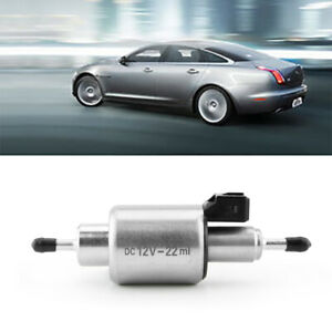 High Quality Auto Oil Fuel Pump For 2kw To 5kw Webasto Eberspacher Heaters Dc12v
