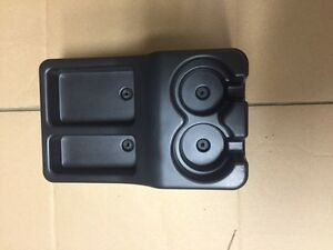 2013 Police Impala Console Cup Holder