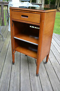 Vtg Medicine Wood Doctor Dentist Medical Cabinet Shelf Apothecary Dovetail Joint